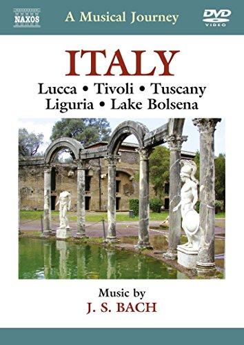 Italy: Lucca, Tivoli, Tuscany