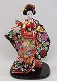 【日本人形】【翠仙】華8号ho807【尾山人形】【日本の伝統文化】【ケース付き】