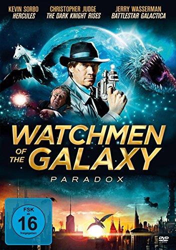Watchmen of the Galaxy - Paradox