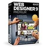 Software: Magix Web Designer 9 Premium - Editores HTML (Athlon, 256 MB, 700 MHz)