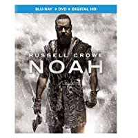 Noah (Blu-ray + DVD + Digital HD) from Uni Dist Corp. (Paramount