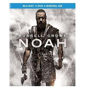 Noah (Blu-ray + DVD + Digital HD) from Uni Dist Corp. (Paramount