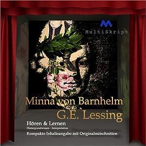 Minna von Barnhelm (Hören & Lernen) Hörbuch