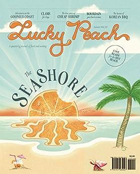 Lucky Peach #12 – The Seashore Issue