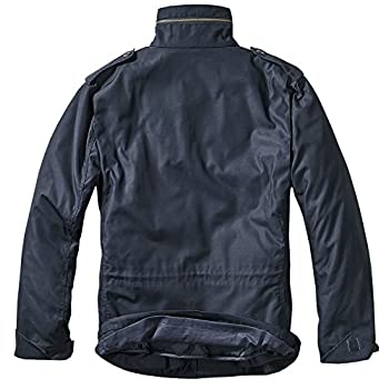 Brandit Men's M-65 Classic Jacket Navy