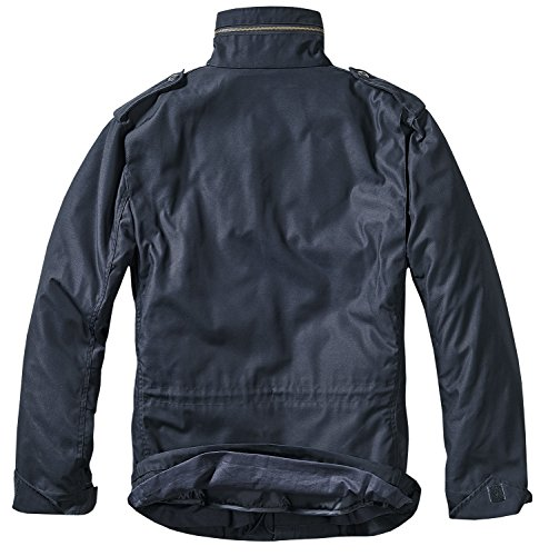 Brandit Men's M-65 Classic Jacket Navy 1