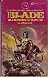 img - for Gladiators of Hapanu (Richard Blade, No. 31) book / textbook / text book