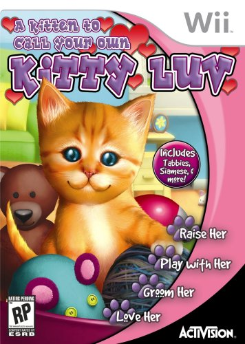Kitty Luv (Nintendo Wii)