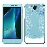 「Breeze-正規品」iPhone ・ スマホケース ポリカーボネイト [透明] アンドロイドワン507SHカバーY!mobile Android One [507SH]