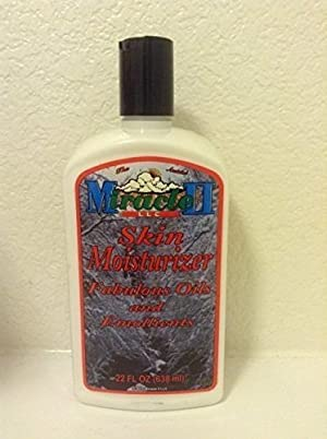 Miracle II 100% Natural Skin Moisturizer 22 Oz