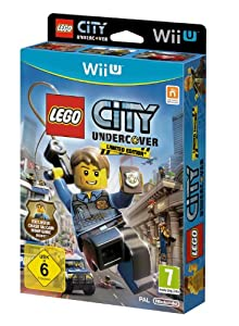 Lego City Undercover - Limited Edition (mit Figur)