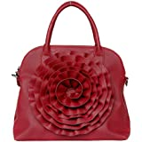 Rose Handbag (Rosette Purse) – Colors Available