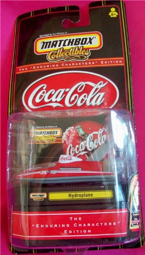 Matchbox Collectibles Coca-Cola Hydroplane - 1