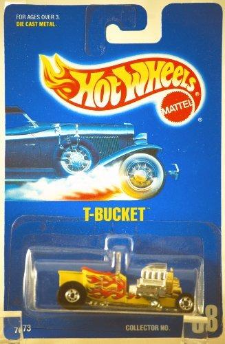 Hot Wheels T-bucket #68 1991