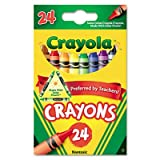 Crayola 24 Ct Crayons - 3 Boxes