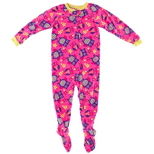 Kids Pajamas With Feet front-845331