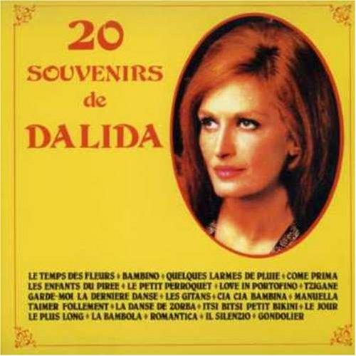 Dalida - 20 souvenirs de Dalida - Zortam Music
