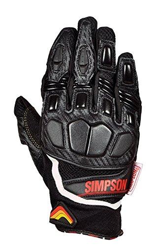 シンプソン(SIMPSON) メッシュグローブ BLACK LL SG-5153