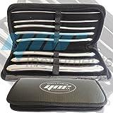 YNR ® Urethral Hegar Sounds Surgical Gyne Urethra Instruments 8 Pcs Set Ce Mark