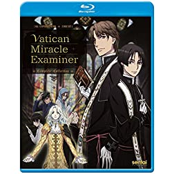 Vatican Medical Examiner [Blu-ray]