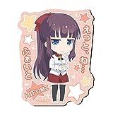 TVアニメ NEW GAME!  マグネットシート デザイン04 滝本ひふみ