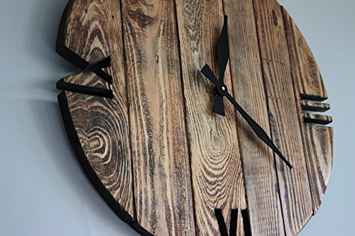 pallet-wood-wall-clock-old-style-art-industrial-vintage-rustic-shabby-chic