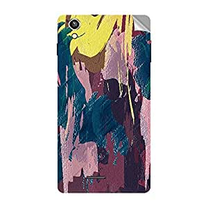 Garmor Designer Mobile Skin Sticker For XOLO A1010 - Mobile Sticker