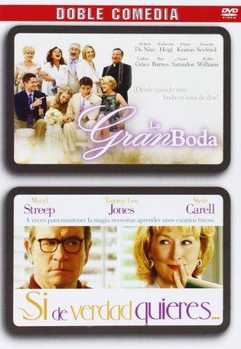 Pack: La Gran Boda + Si De Verdad Quieres... [DVD]