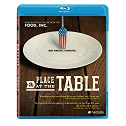 A Place at the Table [Blu-ray]
