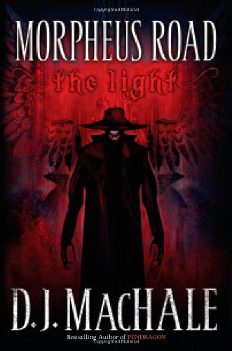 Review & Giveaway: The Light: Morpheus Road by DJ MacHale