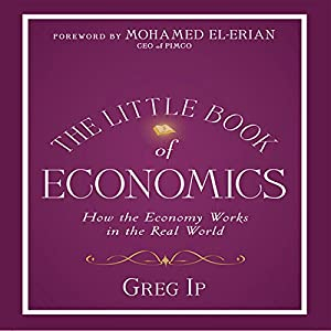 The Little Book of Economics Audiobook