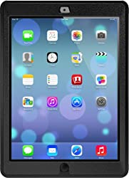 OtterBox Defender Series for iPad Air - Frustration Free Packaging - Black