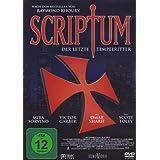 """Scriptum - Der letzte Tempelrittervon """"Mira Sorvino"""""""