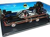 Batmobile 1966 Tv Serie Batmann Schwarz 1/18 Mattel Hot Wheels Modellauto Modell Auto