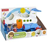 Fisher-Price Little People Lil' Movers Airplane Toy/Game/Play Child/Kid/Children
