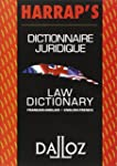 Dict.juridique-law Dictionary Fr/ang...