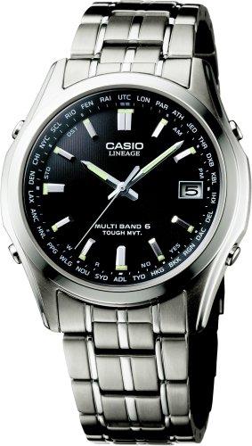 [カシオ]CASIO 腕時計 LINEAGE リニエージ TOUGH MVT ソーラー 電波時計 MULTIBAND6 LIW-T100TD-1AJF メンズ
