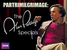 Partrimilgrimage : The Alan Partridge Specials - Season 1