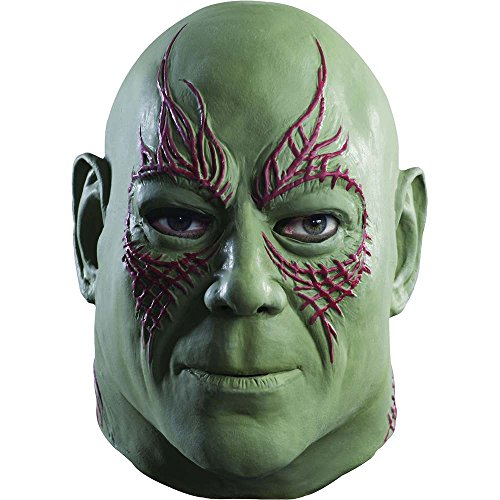 Drax the Destroyer Overhead Deluxe Adult Mask - One Size