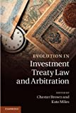 img - for Evolution in Investment Treaty Law and Arbitration book / textbook / text book