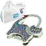 kilofly Purse Hook - Foldable, with kilofly Pouch