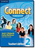 img - for Connect Level 2 Teacher's Edition (Connect (Cambridge)) book / textbook / text book
