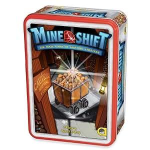 Mine Shift The Board Game