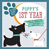 img - for Puppy's First Year: A Space To Capture The Special Moments Of Your Dog's Life (My Doggy Range) book / textbook / text book