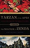 Tarzan of the Apes and the Prisoner of Zenda (0451530187) by Rice Burroughs, Edgar