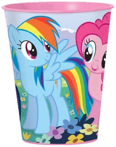 My Little Pony Friendship Party Souvenir Cups 12 Pack