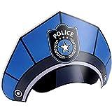 Kindergeburtstag Police / Polizei Party Hütchen