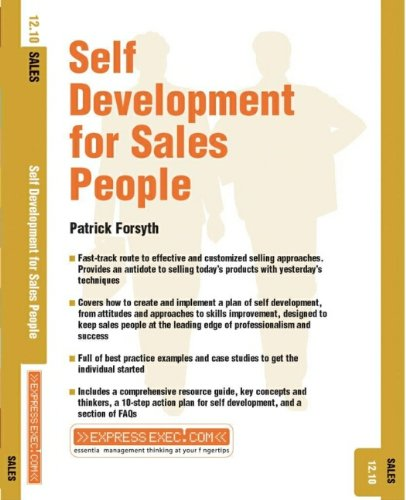 Self Development For Sales People (Express Exec)