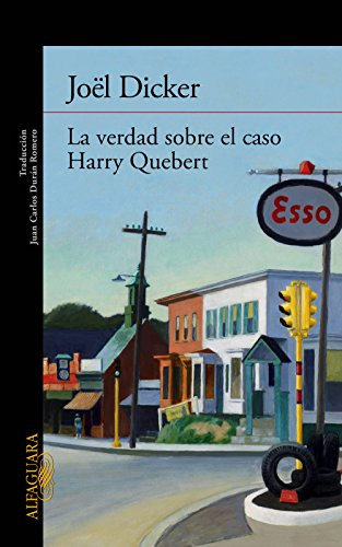 La Verdad Sobre El Caso Harry Quebert descarga pdf epub mobi fb2