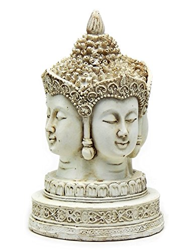 Buddha Head Bust Statue Tibet Tibetan Buddhism Shakyamuni Nepal Figurine Bodhi (Statue Head compare prices)